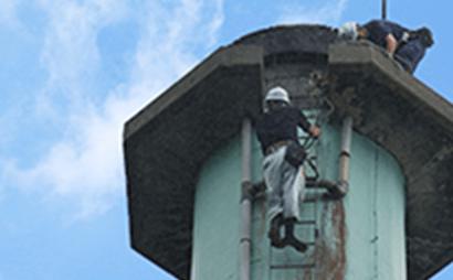 煙突調査・清掃・設計