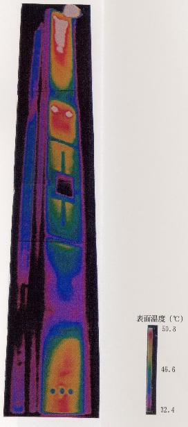 赤外線センサ調査