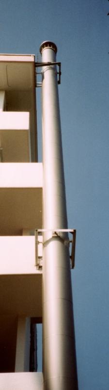 建家支持型煙突